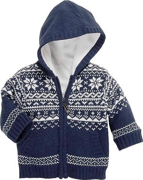 Schnizler Unisex Baby-Jacke aus Fleece atmungsaktives und hochwertiges J/äckchen mit Rei/ßverschluss