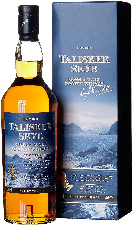 Talisker Skye Single Malt Scotch Whisky (1 x 0.7 l): Amazon.de: Bier ...