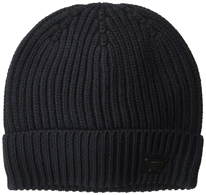 Amazon.com: Armani Jeans Hombre cashfeel Pure punto de lana ...