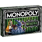 Monopoly Beetlejuice Board Game | Based on The 80's Fantasy Film Beetlejuice | Officially Licensed Beetlejuice…
