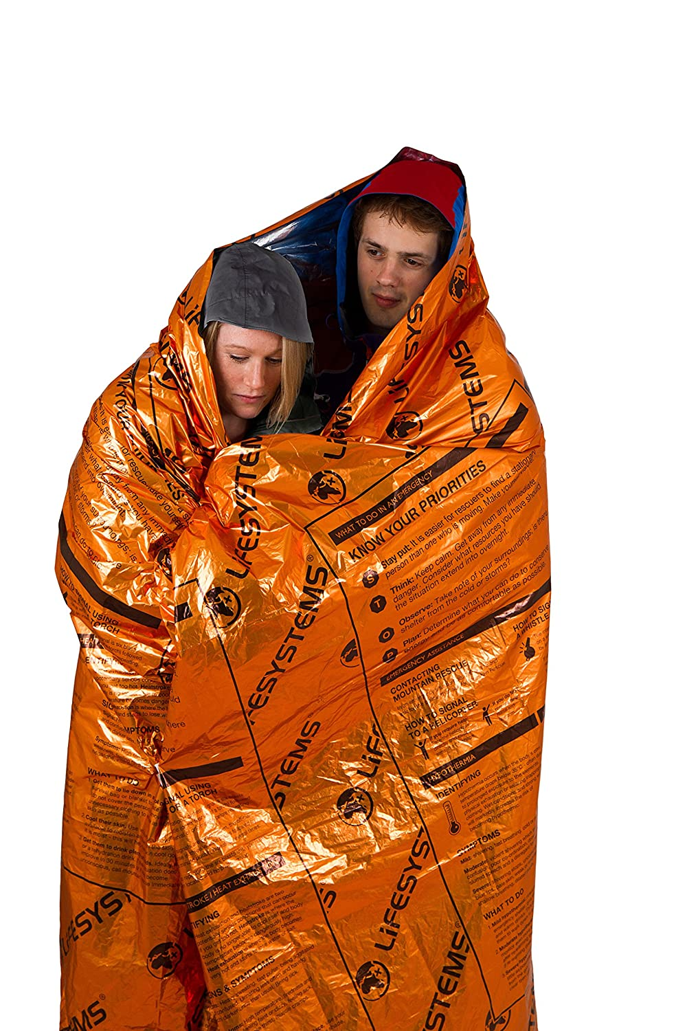 Lifesystems Heatshield Blanket (Double) Lifemarque Ltd 42170