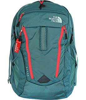 Amazon.com: The North Face Surge Backpack Women's Asphalt Grey ...