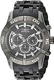 Invicta Men's 21820 Sea Spider Quartz Chronograph Grey Dial Watch