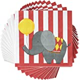 Circus Time Lunch Napkins (16)