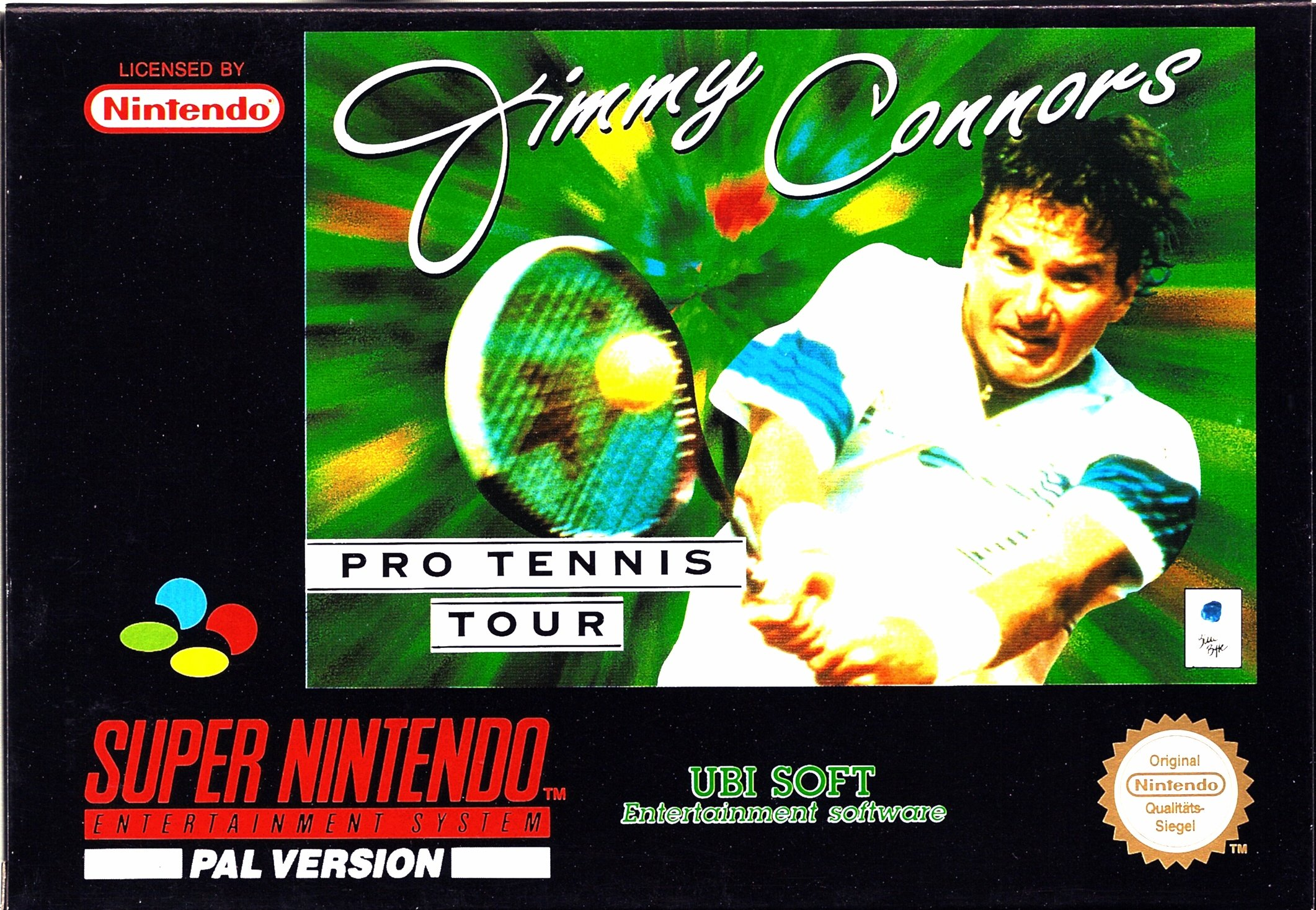 image unavailable image not available for color jimmy connors