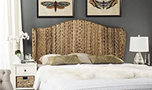 Safavieh Home Collection Nadine Natural Winged Headboard, King
