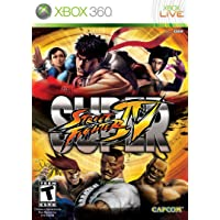 Capcom Super Street Fighter IV, Xbox 360, ESP - Juego (Xbox 360, ESP) - Standard Edition