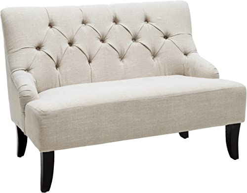Christopher Knight Home 295262 Nicole Fabric Settee