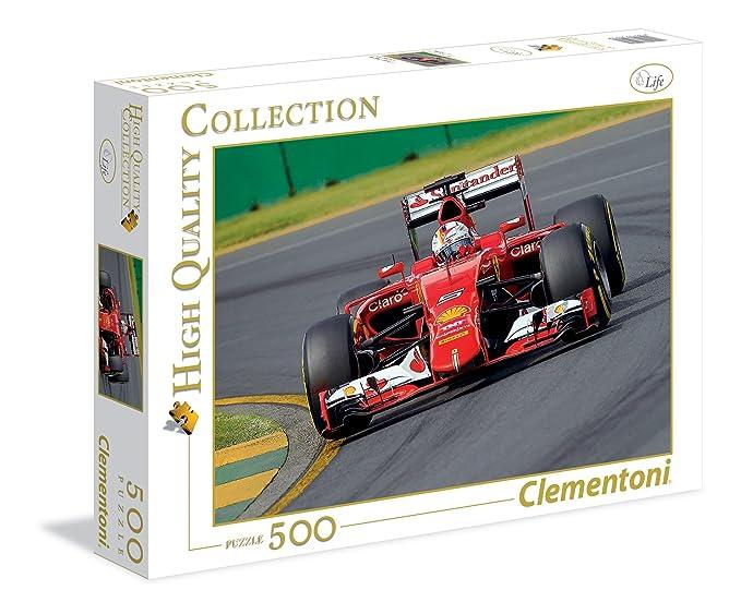 3 opinioni per Clementoni 35017- HQC Bright Red Heart Puzzle, 500 Pezzi