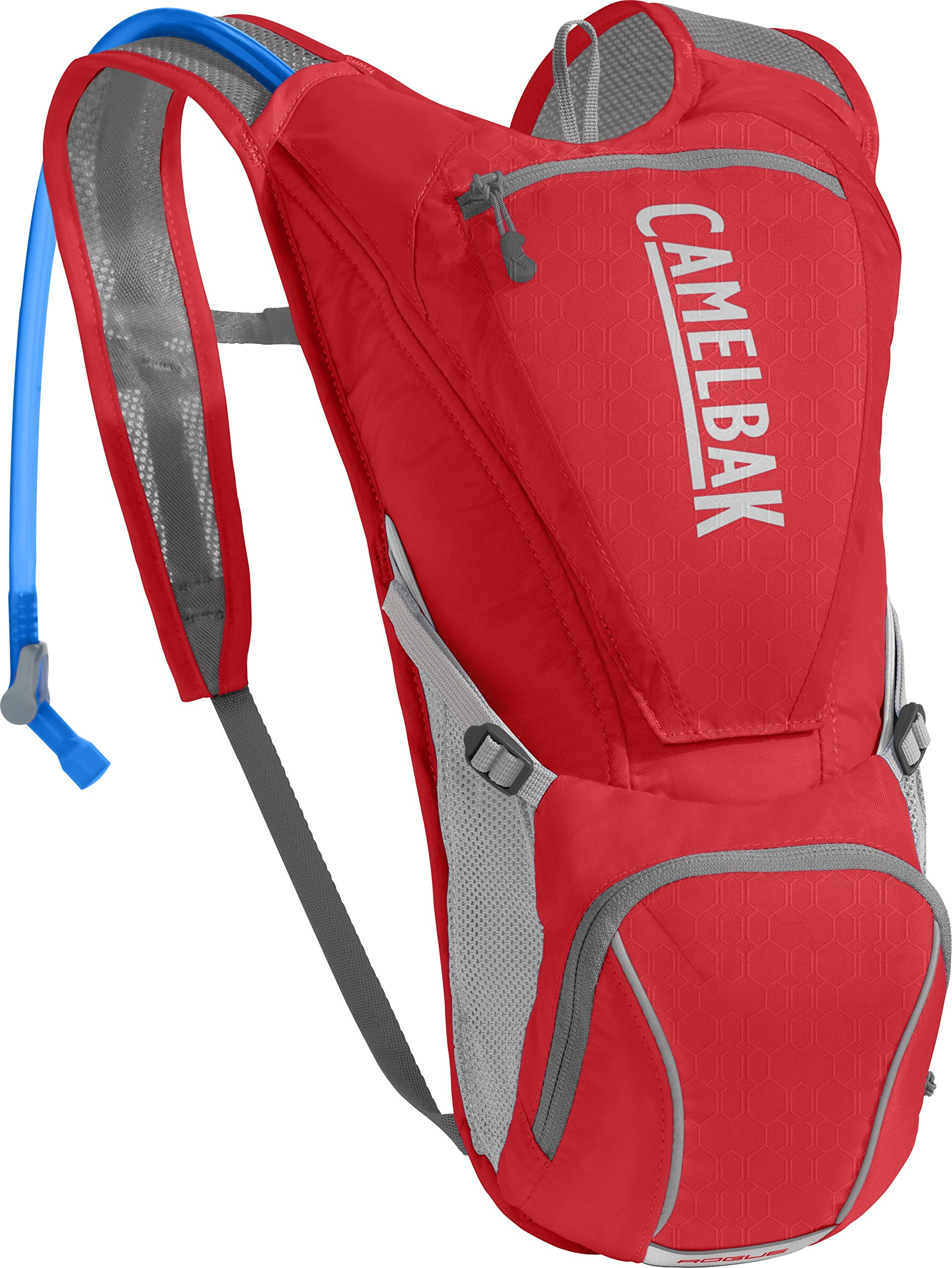 CamelBak Rogue Crux Reservoir Hydration Pack, Racing Red/Silver, 2.5 L/85 oz by CamelBak