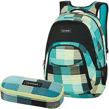 b62a034cac42c DAKINE 2er SET Laptop Rucksack Schulrucksack 28l EVE + SCHOOL CASE Mäppchen  Luisa