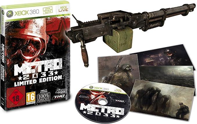 Metro 2033 - Special Edition [Importación alemana]: Amazon.es: Videojuegos
