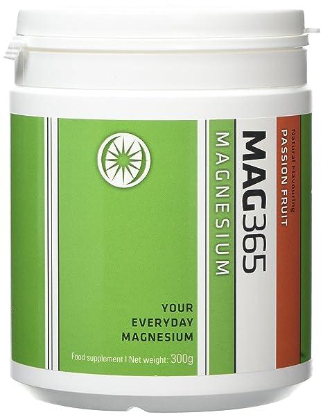 MAG365 Passion Fruit Magnesium Food Supplement