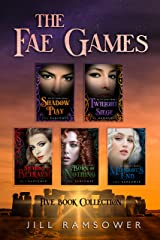 The Fae Games: Complete Series: Books 1-5 Kindle Edition