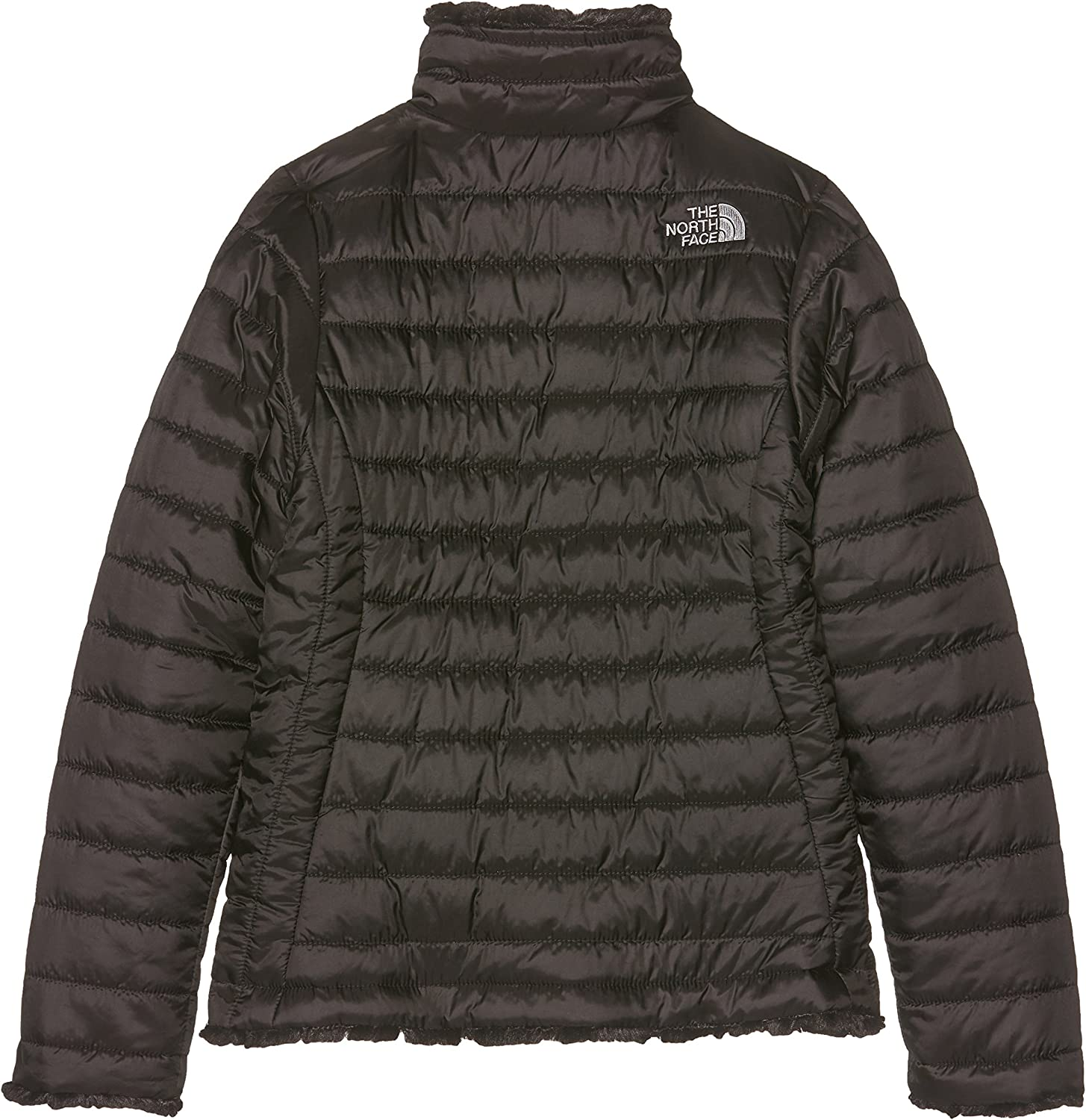 The North Face Kids TNF Chaqueta Reversible Mossbud Swirl Ni/ñas