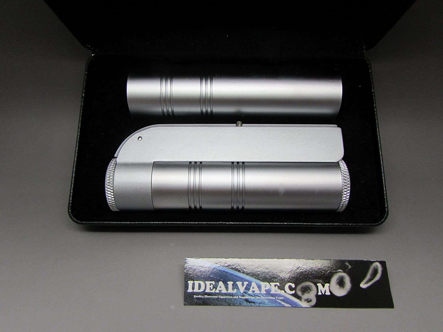 IdealVape ZNA30 by RTECH High End 18500 18650 Variable Voltage / Wattage  Mod - Full Kit with Original Chipset (Silver)