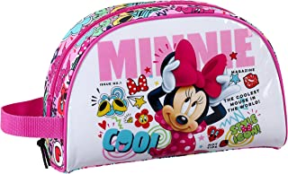 Beauty Case Minnie Mouse 'Cool' Ufficiale Piccolo, con Manico 811848332