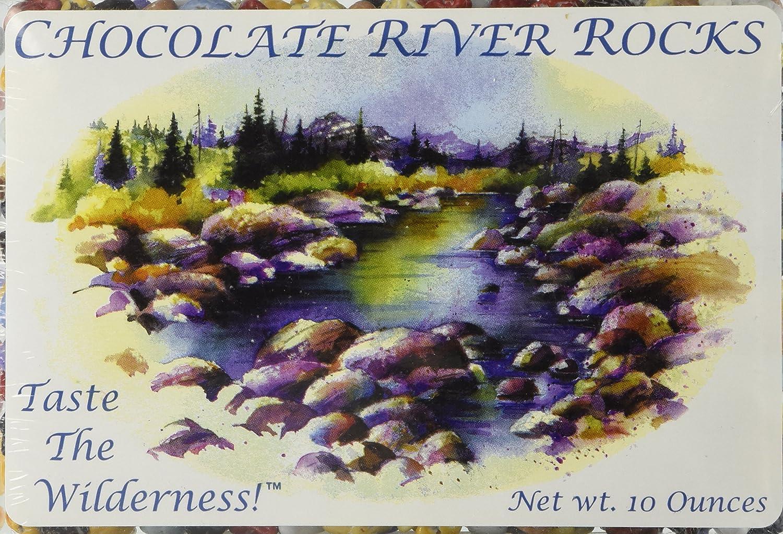 Amazon.com : Chocolate River Rocks, 10oz : Chocolate Truffles ...