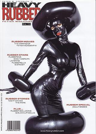 fetish Heavy rubber