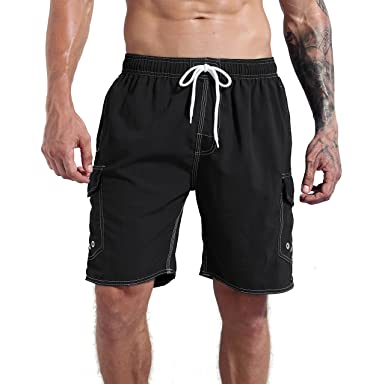 2019 New Mens Board Shorts Beach Brand Shorts Casual 3d Tree Printed Work Casual Men Short Trouser Men Boardshorts Of Male Sufficient Supply Men's Clothing