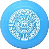 Innova Big Kahuna Heavyweight Ultimate Throw and Catch Disc Tiki Black - Stamp Color May Vary - 200 Gram Model