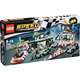 "Speed Champions 75883 ""Mercedes Amg Petronas Formula One Team"" Building Set"