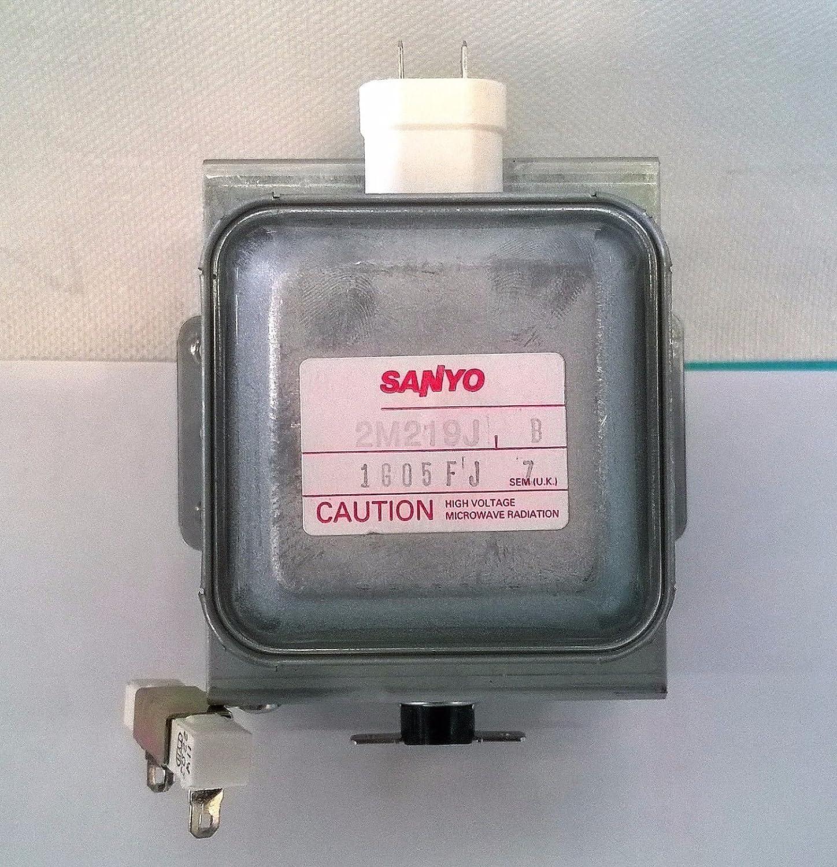 Magnetron para horno a microondas Sanyo 2 m219j B ...