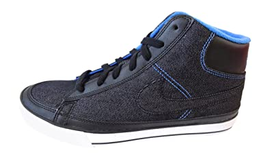 0e75c36cc71 Nike Break Mid Mens Trainers 517589 001 Hi Top Sneakers Casual Shoes (UK 8  US