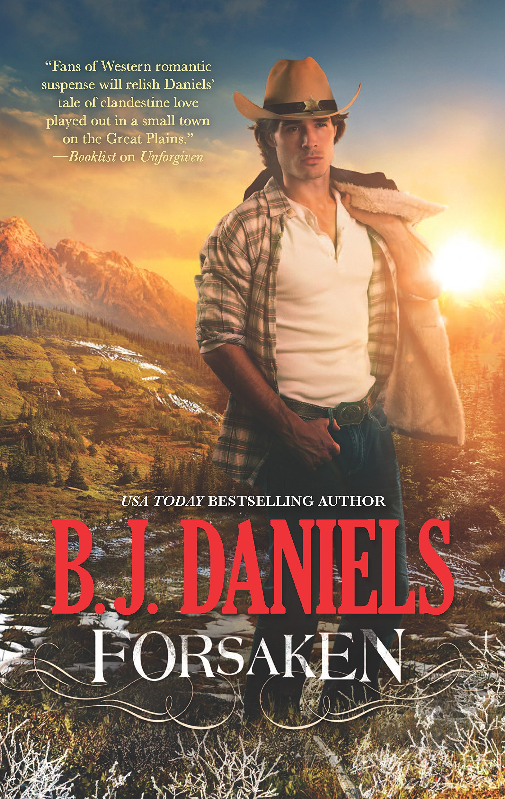 Read Online Forsaken (Beartooth, Montana, Book 3) PDF