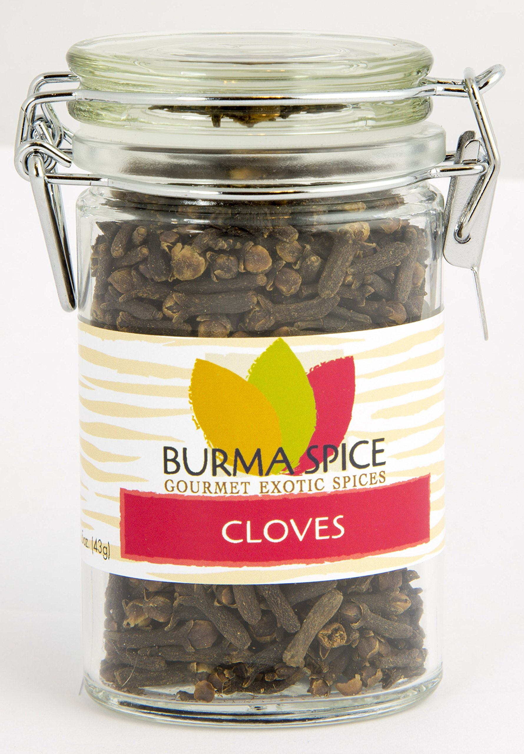 Whole Cloves : Aromatic Dried Herb : Holiday Spice Kosher (1.5oz.)