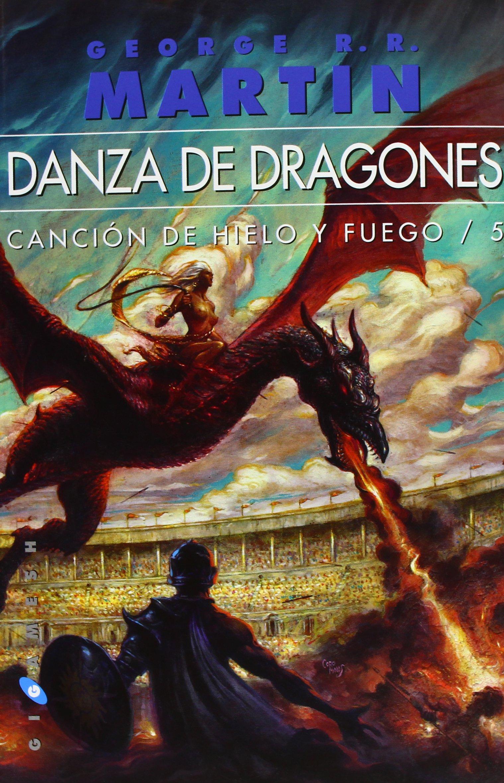 Canción de hielo y fuego: Danza de dragones rustica n.e.: 5 Gigamesh ...