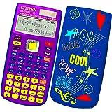 Citizen SR-270X College - Calculadora científica, color blau LOL