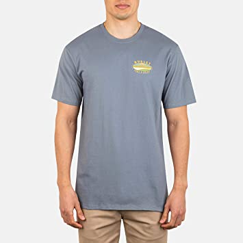 Hurley M Surf and Enjoy S/S - Camiseta Hombre: Amazon.es: Deportes y aire libre