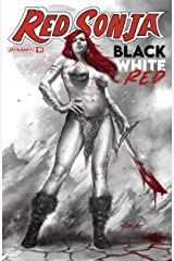Red Sonja: Black, White, Red #1 Kindle Edition