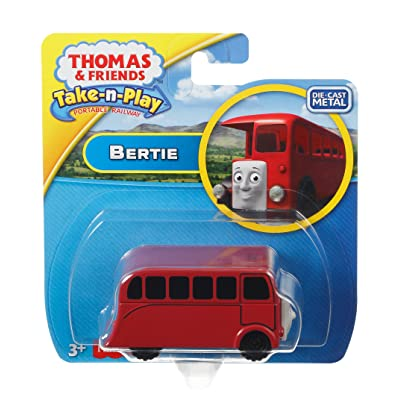 Fisher-Price Thomas & Friends Take-n-Play, Hybrid Bertie Engine: Toys & Games