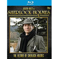 The Return Of Sherlock Holmes [Blu-Ray]