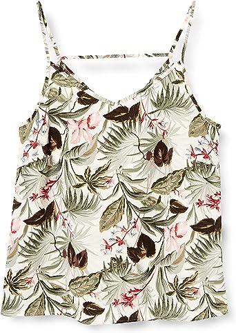 Only Onlnova Lux Paris Singlet AOP WVN_1 Camisa Cami, Bailarina De La Nube, 34 para Mujer: Amazon.es: Ropa y accesorios