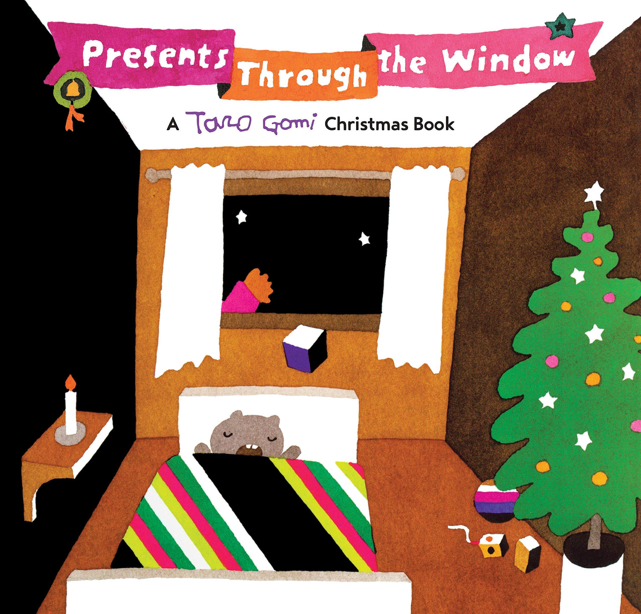 Presents Through the Window A Taro Gomi Christmas Book Taro Gomi