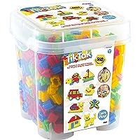 Dede Tik Tak Eğitici Bloklar Oyun Seti, 500 Parça