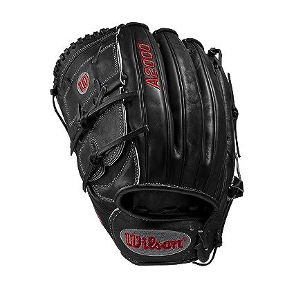 Amazoncom Wilson A2000 B125 12 Pitchers Baseball Glove