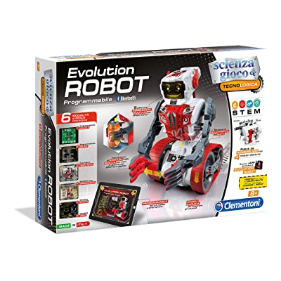 Clementoni 13197–Evolution Robot
