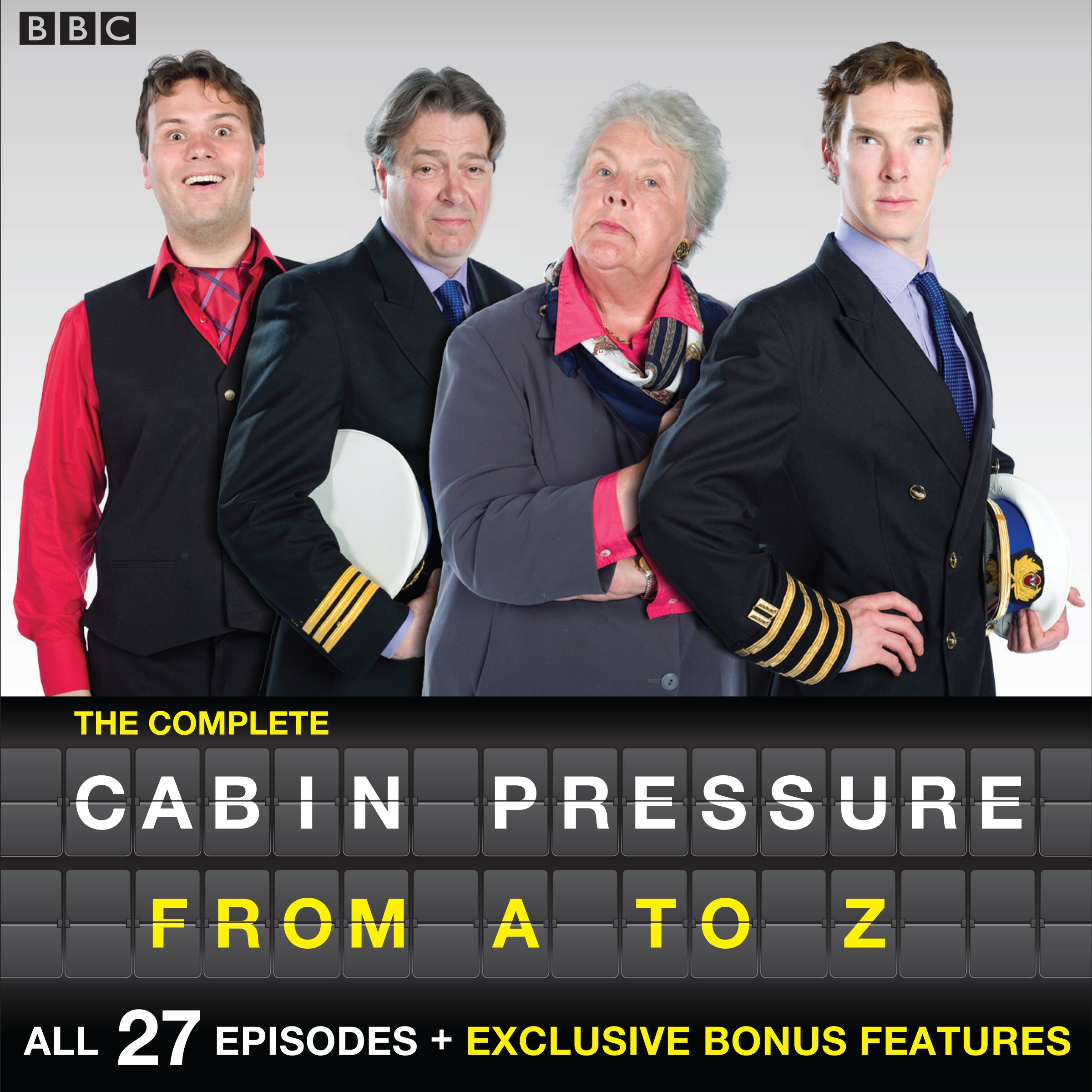 Cabin Pressure: A-Z: The BBC Radio 4 Airline Sitcom by BBC Books