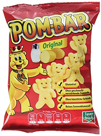 Pom-Bär Original, 12er Pack (12 x 30 g): Amazon.de: Lebensmittel ...