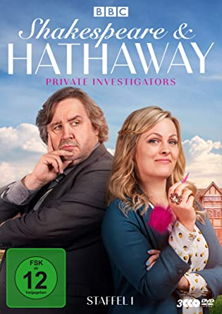 Amazon Com Shakespeare Hathaway Staffel 1 Dvd 2018 Movies Tv