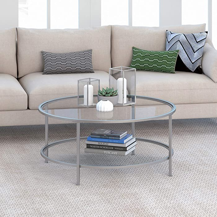 The Best Studio Designs Home 710030 Camber Round Coffee Table