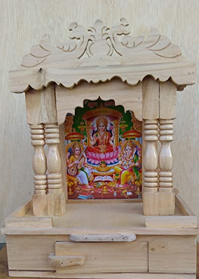 Tip Top Wooden Temple Wooden Mandir Pooja Ghar Mandir Design