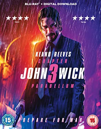 John Wick: Chapter 3 - Parabellum [Blu-ray] [2019]: Amazon