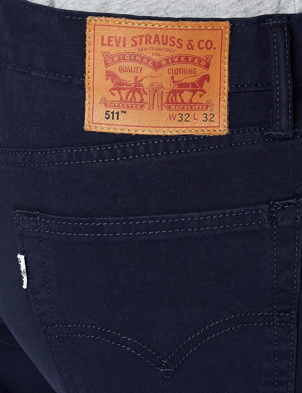 2e31b53337b Levi s Men s 511 Slim Fit Jeans  Amazon.co.uk  Clothing