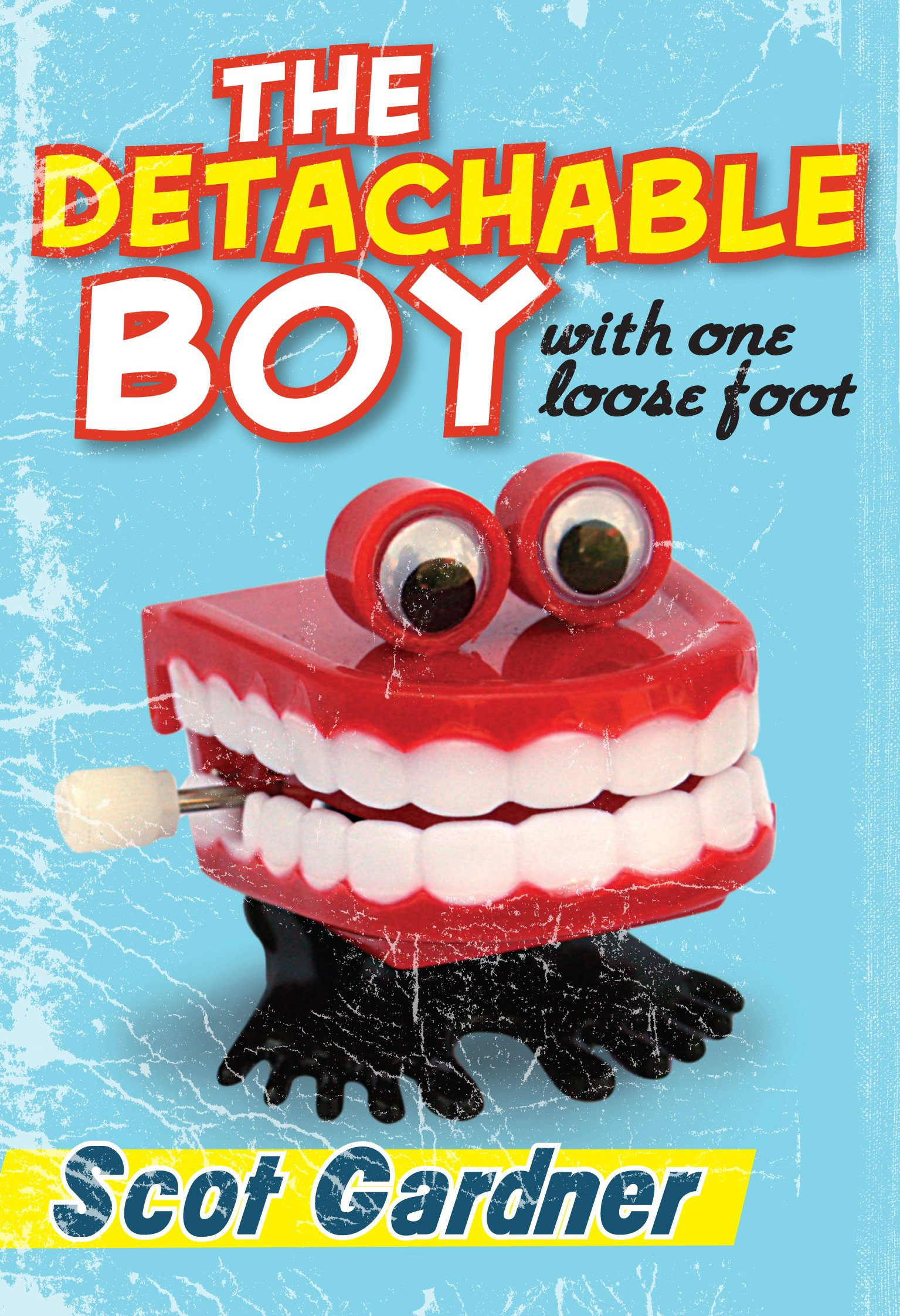 Download The Detachable Boy: With One Loose Foot ebook