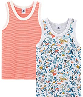 2er Pack Petit Bateau Jungen Unterhemd